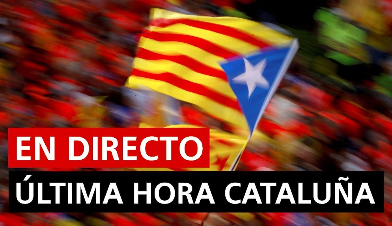 Cataluña: Última hora de la Diada 2020 y últimas noticias hoy, en directo
