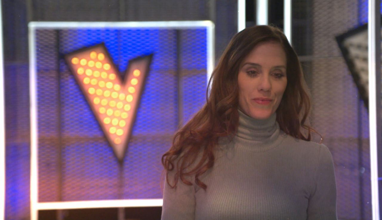 "Johanna Polvillo: ""En 1996 gané en el programa de 'Menudas Estrellas' imitando a Whitney Houston"""