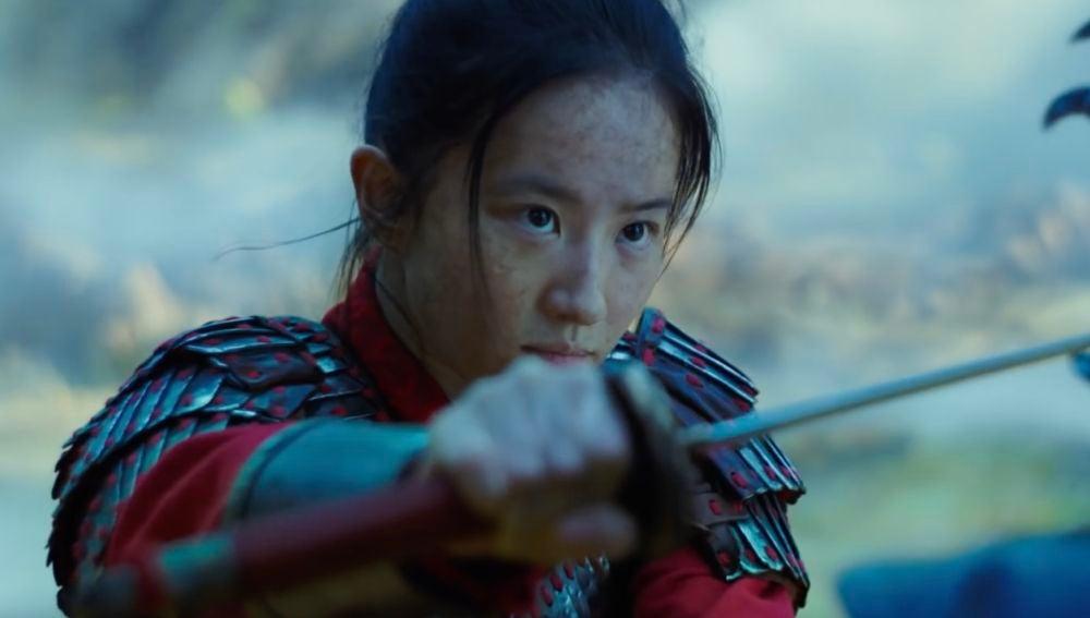 Liu Yifei es la nueva 'Mulán'