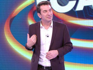 El doloroso baño de realidad que Arturo Valls sufre en '¡Ahora caigo!'