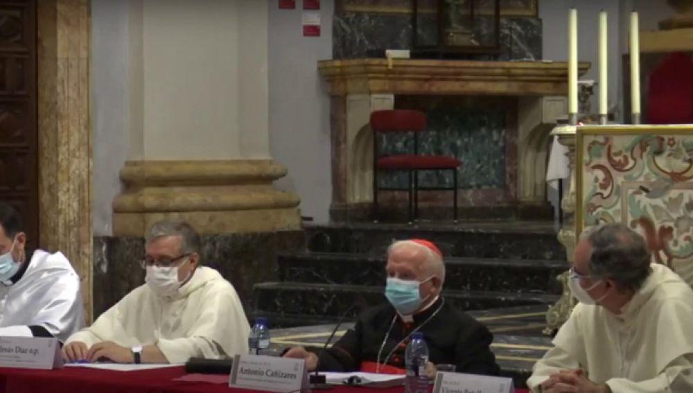 """El cardenal Cañizares cree que con la Ley de Eutanasia """"se quiere implantar la cultura de la muerte"""""""