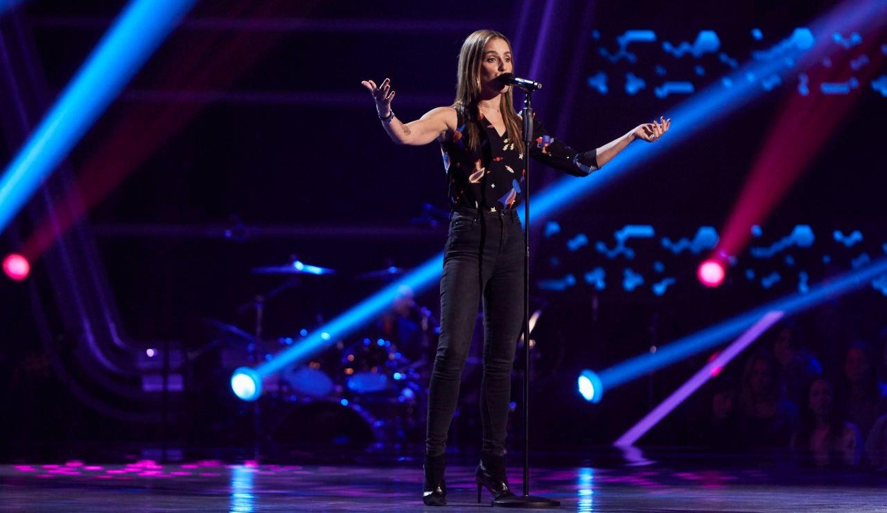 Actuación Cristie Sánchez