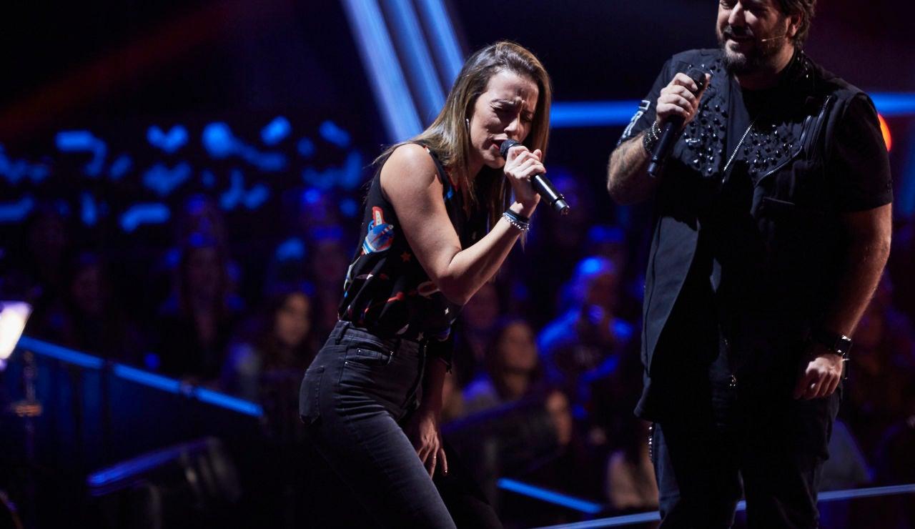 Antonio Orozco canta con Cristie 'Devuélveme la vida'
