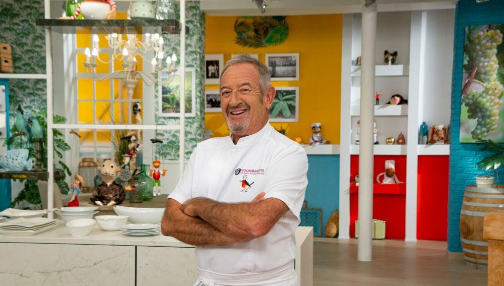 Regresa 'Cocina abierta de Karlos Arguiñano'
