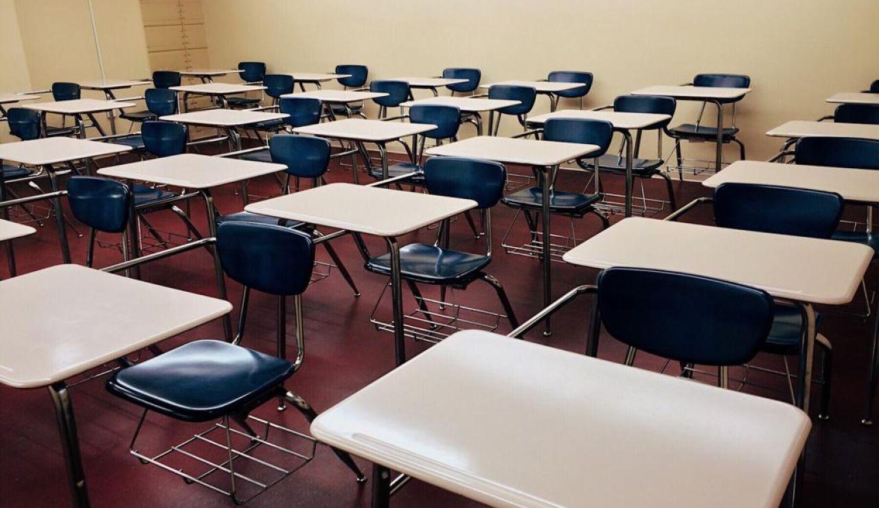 Qué pasa en el colegio si se registra un caso positivo de coronavirus