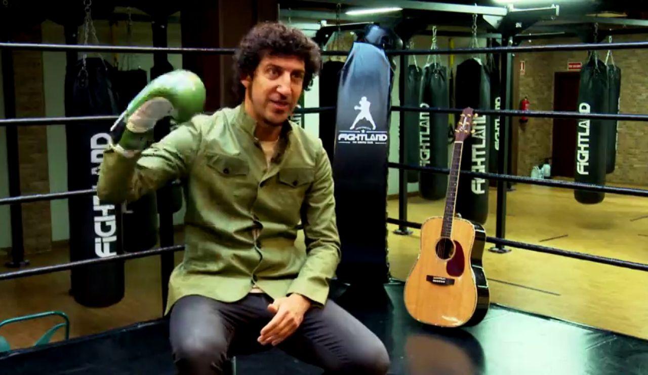 """El viejo boxeador, lo nuevo de Marwan: """"Hay un abandono hacia la industria musical por parte de las instituciones"""""""