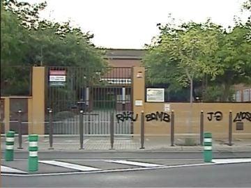 Colegio de Valencia afectado por el coronavirus