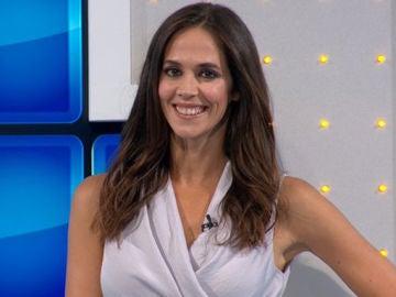 Barbara Oteiza en 'La ruleta de la suerte'