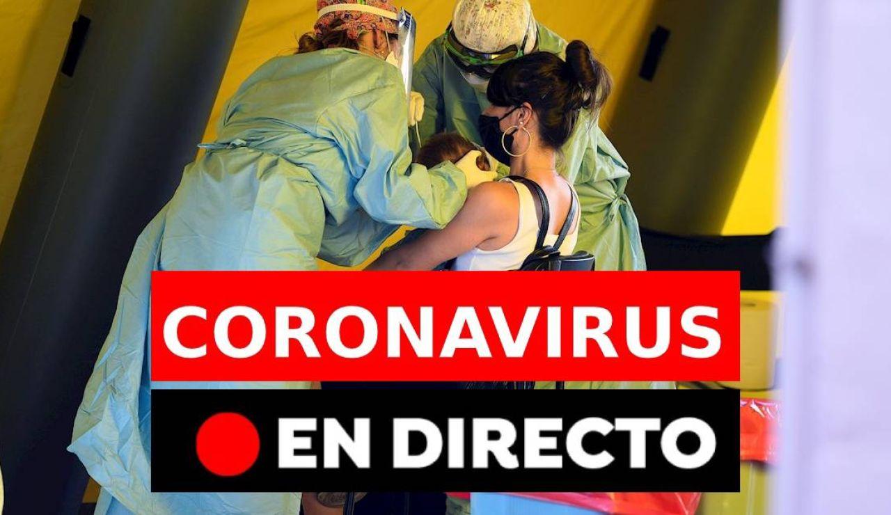Coronavirus España: Última hora de los rebrotes, contagios y últimas noticias hoy 12 de septiembre, en directo