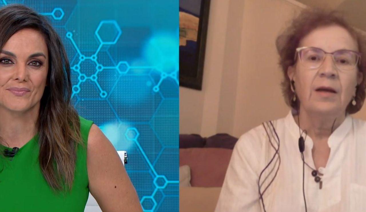 """Margarita del Val: """"Creo que la situación del coronavirus en otoño va a ser claramente más difícil"""""""