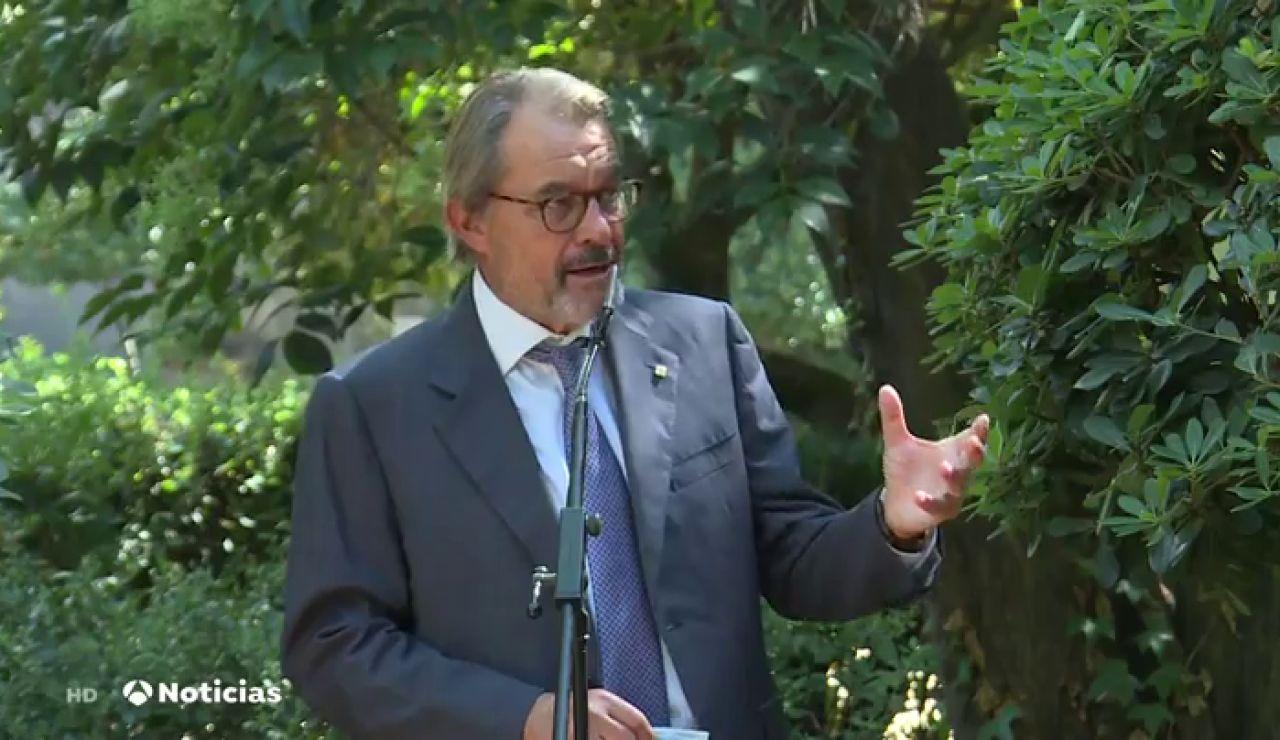 Artur Mas anuncia que se queda en el PDeCat y no se sumará a JxCat