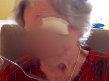 Salen a la luz nuevas imágenes de las condiciones en las que se encuentran los ancianos de la residencia de Llíria
