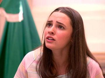 """Emma se enfrenta duramente con su padre y su tía: """"¡Yo quiero decidir mi futuro!"""""""