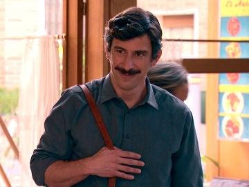 Marcelino vuelve a encontrarse al dramaturgo que escribió su historia y la de Manolita