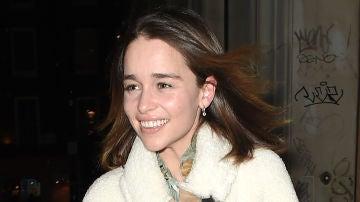 Emilia Clarke, la popular Daenerys Targaryen en 'Juego de Tronos'
