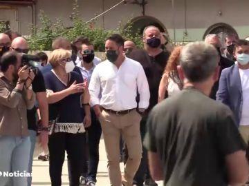 """Santiago Abascal presenta un sindicato para """"los trabajadores de derechas"""""""