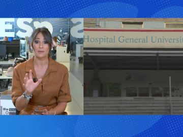 Detenida enfermera