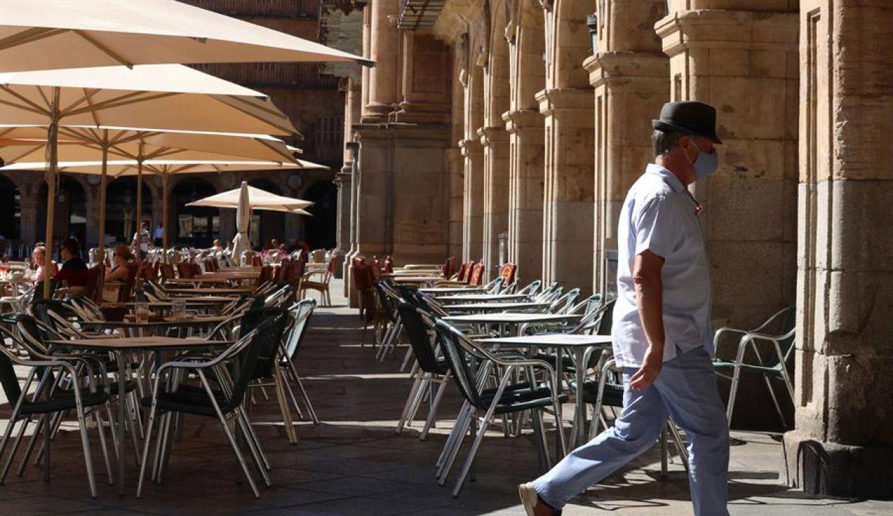 Una de cada tres camas de la UCI en Castilla y León está ocupadas por pacientes de coronavirus