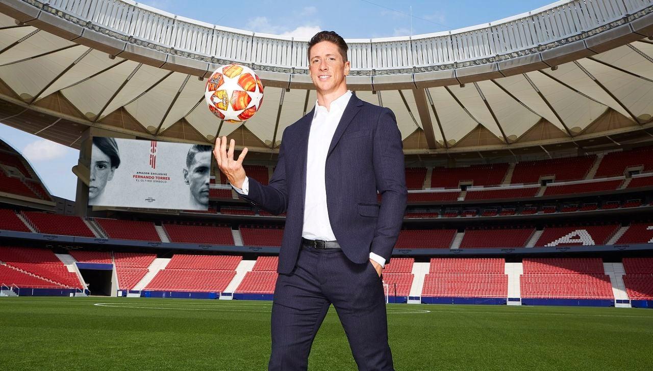 Así ha sido la presentación de 'Fernando Torres: El último símbolo'