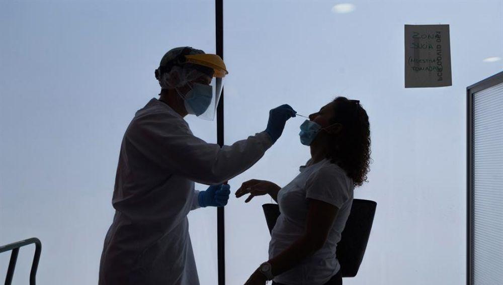 El colapso inminente en atención primaria en plena segunda oleada del coronavirus