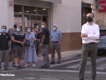 Un padre mata presuntamente a su hija de 4 años de un corte en el cuello en Zaragoza