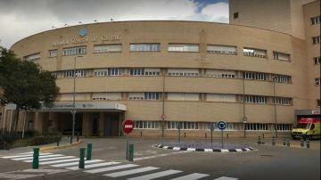 Fachada del Hospital General de Castelló