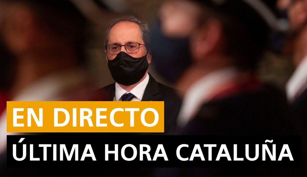 Última hora Cataluña | Coronavirus Cataluña