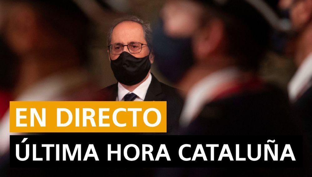 Última hora Cataluña   Coronavirus Cataluña