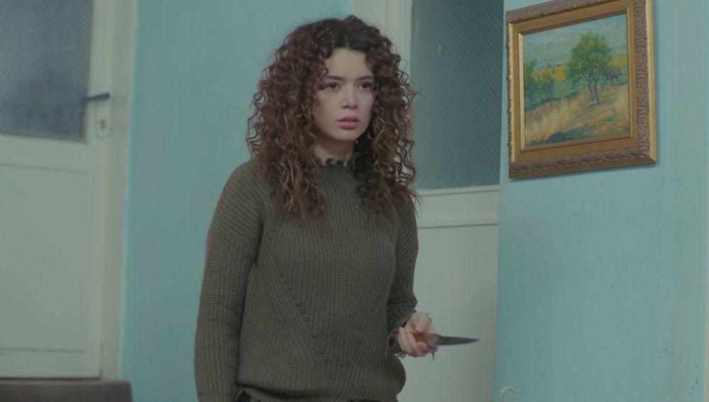 "Hatice a Sirin: ""Si quieres matarte, hazlo"""