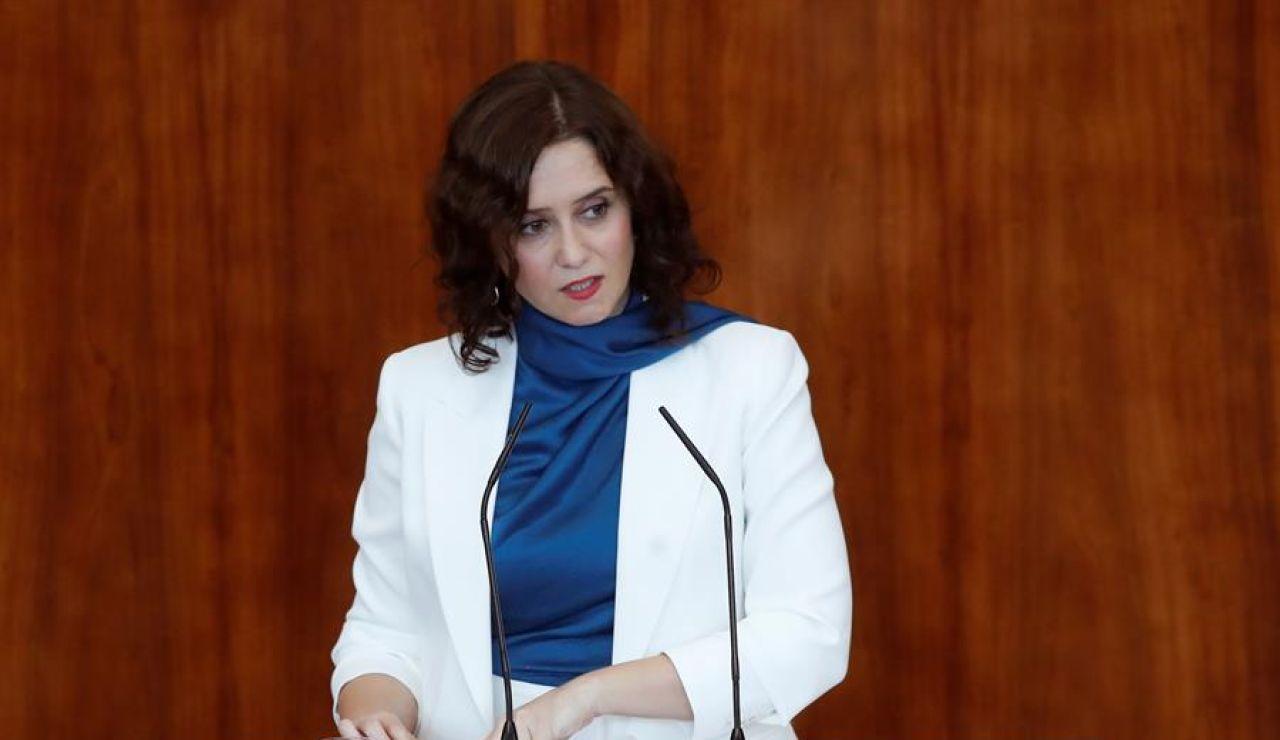 Segundo día de Debate del Estado de la Región de Madrid