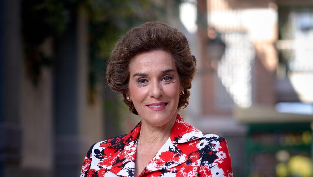 Anabel Alonso es Benigna Castro en la temporada 9 de 'Amar es para siempre'
