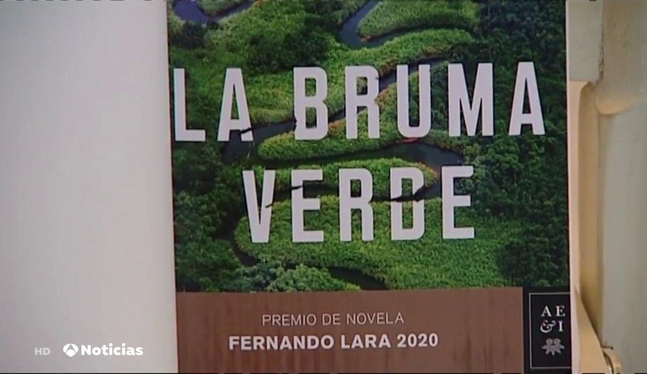 """Novela Editorial Planeta, """"La Bruma Verde"""", de Gonzalo Giner"""