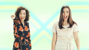 Eva Rufo es Estefanía y Sara Vidorreta, Emma en la novena temporada de 'Amar es para siempre'