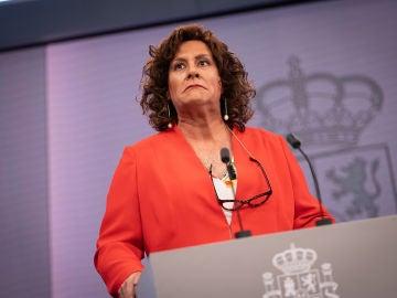 """Una revolucionaria 'María Jesús Montero' manda un importante mensaje en 'El Hormiguero 3.0': """"Niños, hasta el 40 de mayo no te acerques al yayo"""""""