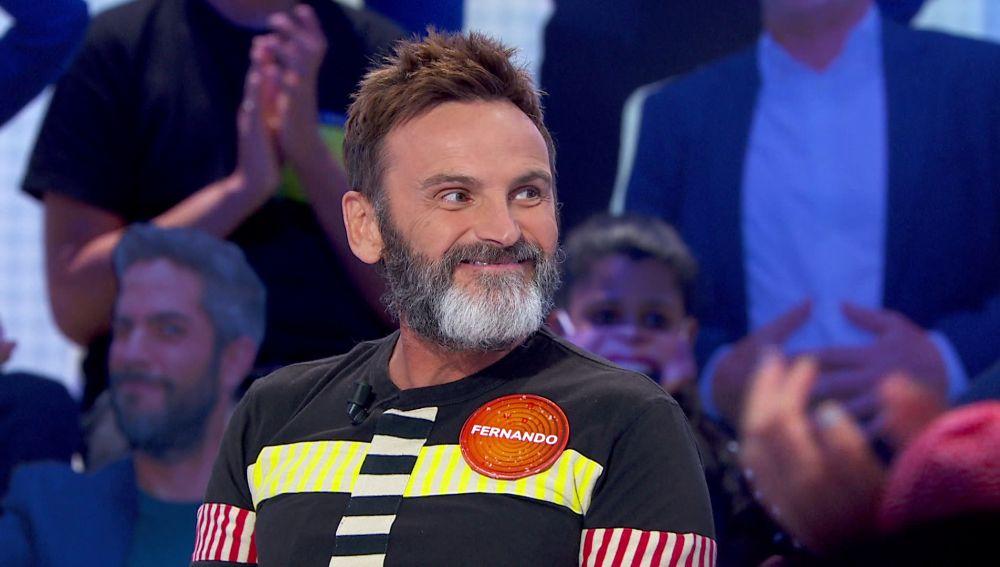 ¿La barba le sienta bien a todo el mundo? El divertido debate de Roberto Leal y Fernando Tejero en 'Pasapalabra'