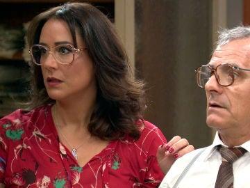 Cristina y Quintero, en shock ante la visita de un inesperado amigo