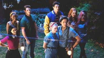 Los actores de 'Riverdale'