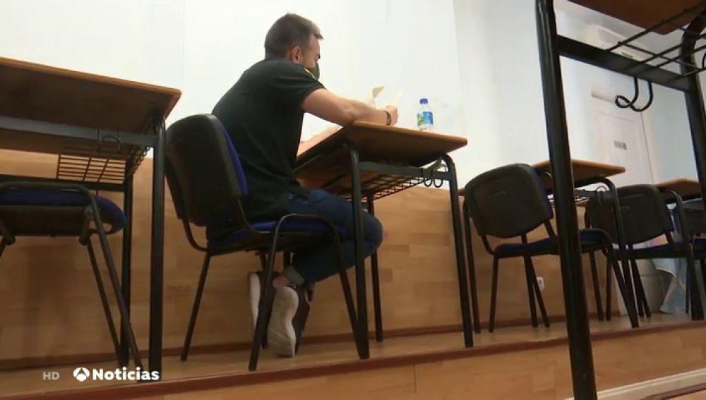Aplazan un examen de oposiciones en Buñol al dar la prueba con los resultados marcados