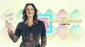 Luz Valdenebro es Cristina Martínez