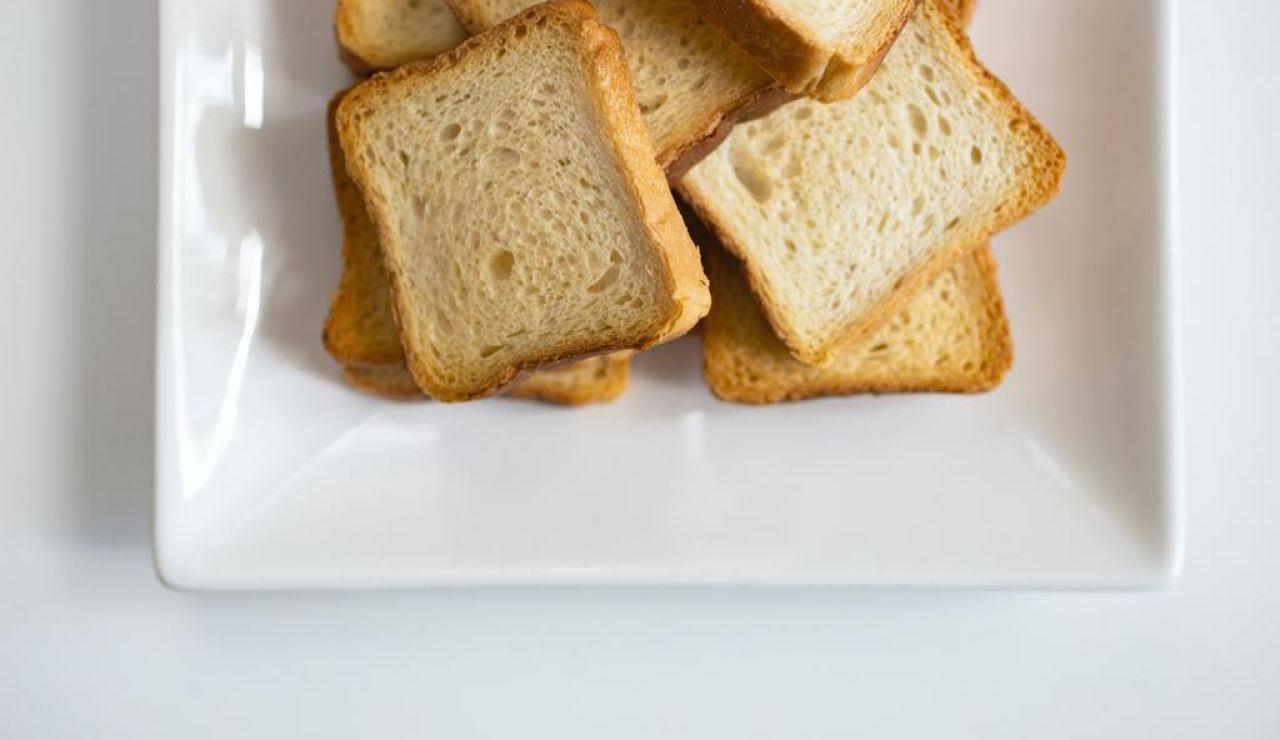 Mini tostadas
