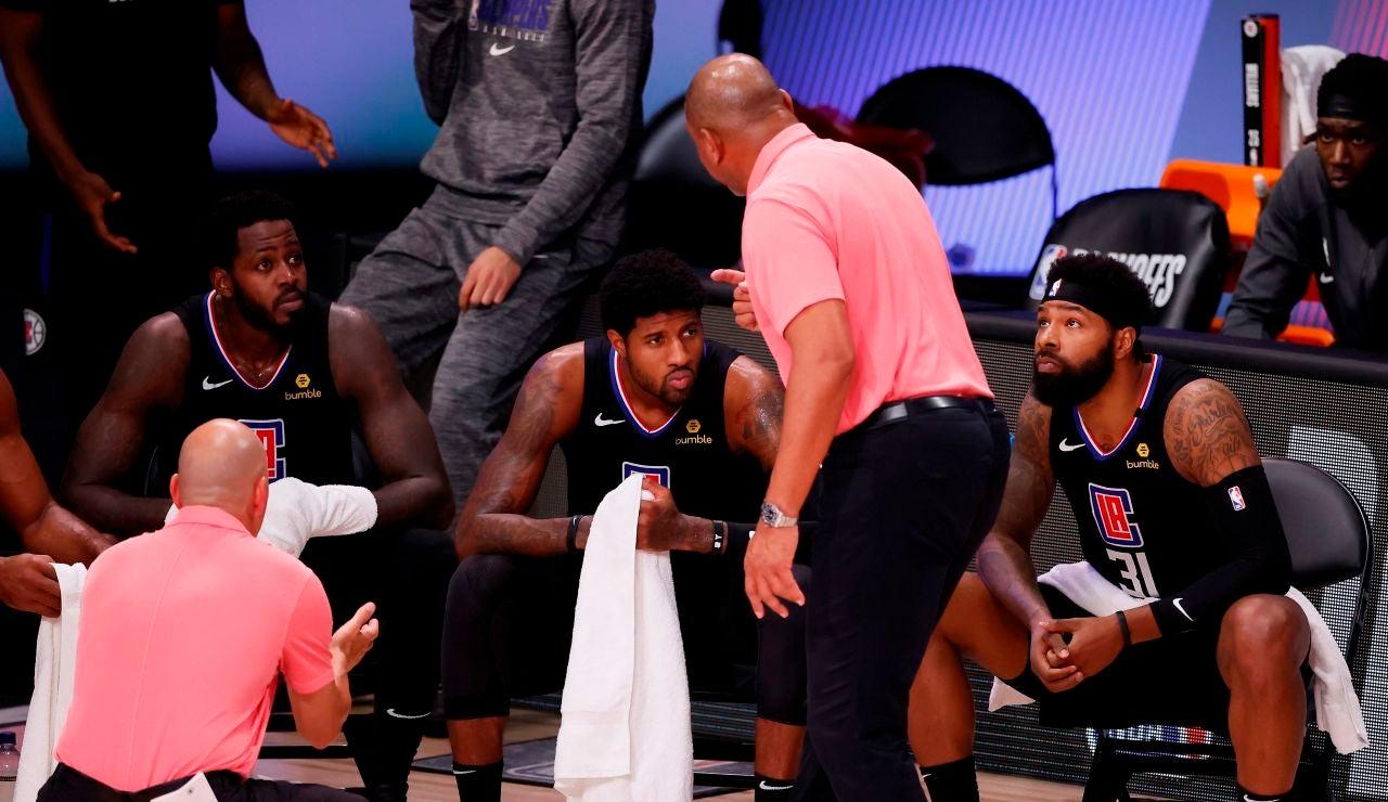 Doc Rivers trata de motivar a sus jugadores