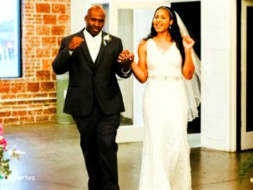 Maya Moore, exjugadora de la WNBA, se casa con Jonathan Irons, el hombre al que ayudó a salir de la cárcel