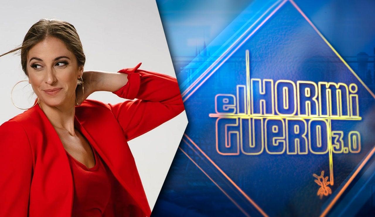 El miércoles, María Peláe llena de ritmo 'El Hormiguero 3.0'