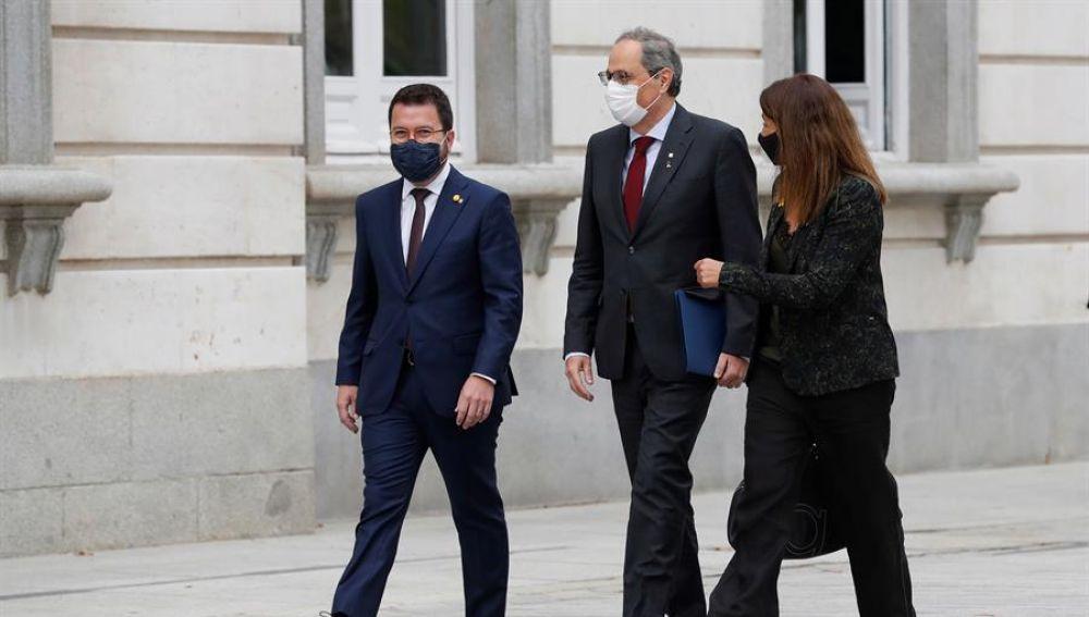 La Fiscalía pide al Supremo que Quim Torra deje de ser presidente de Cataluña