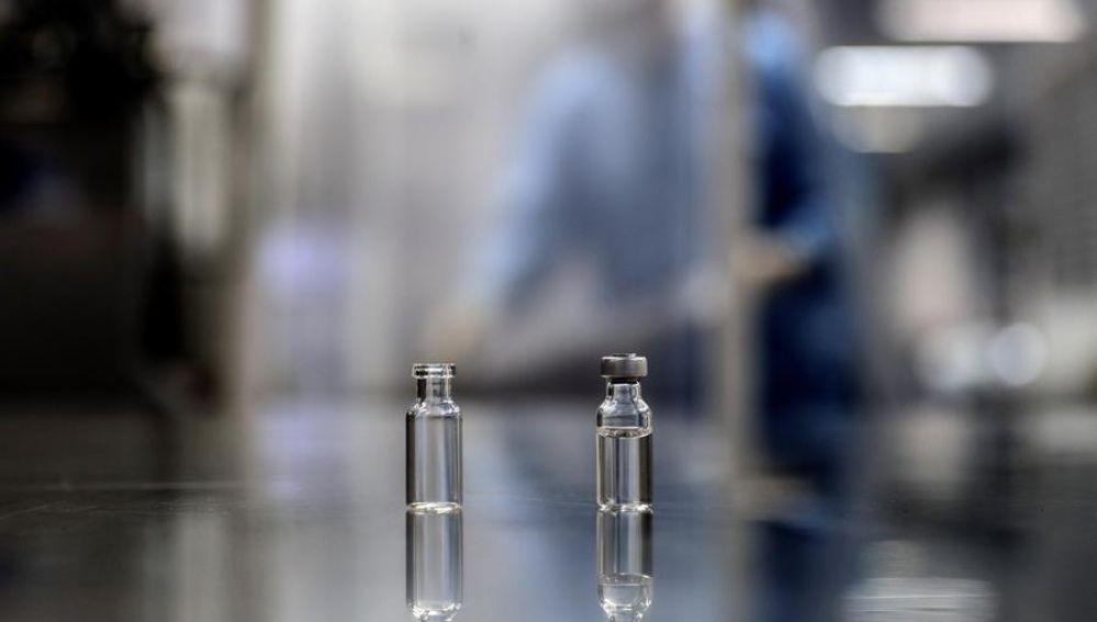 Dosis de vacunas contra el coronavirus