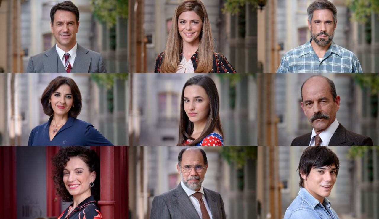 Los nuevos personajes de la temporada 9 de 'Amar es para siempre'