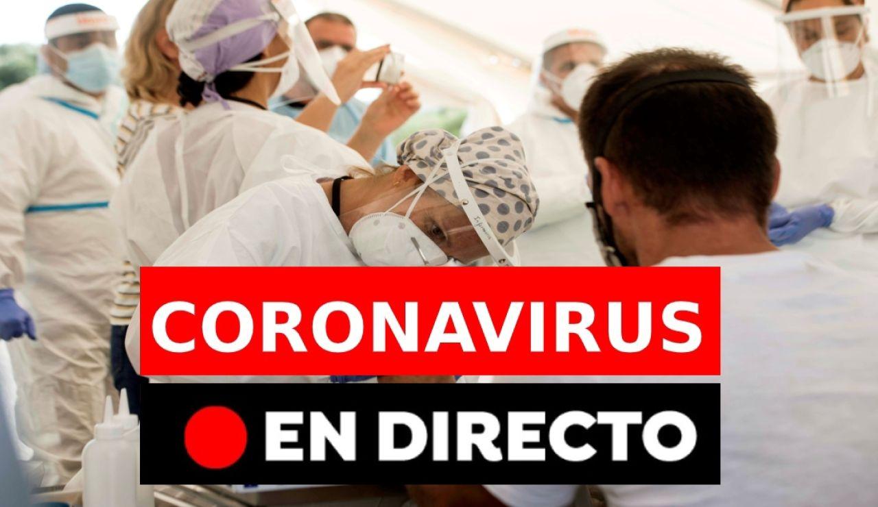Coronavirus España, última hora en directo