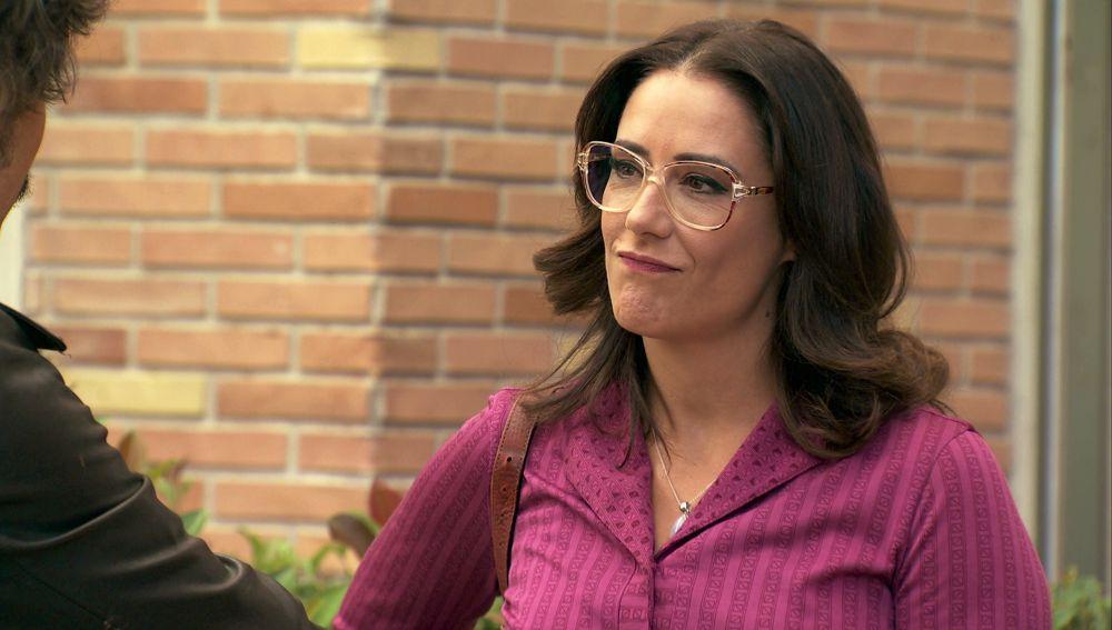 Cristina, preocupada al descubrir que Guillermo le ha mentido