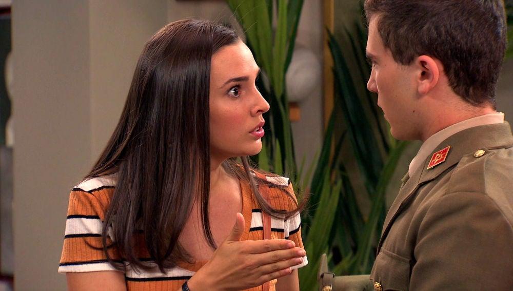 Un contratiempo frena a Manolín y Emma de hacer público su secreto