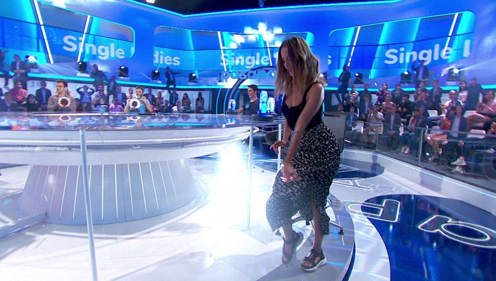 ¡Pura sensualidad! Silvia Alonso y Lorena Castell se mueven como Beyoncé en 'Single Ladies'